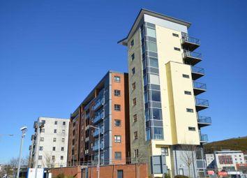 Thumbnail 2 bedroom flat for sale in Altamar, Kings Rd, Swansea