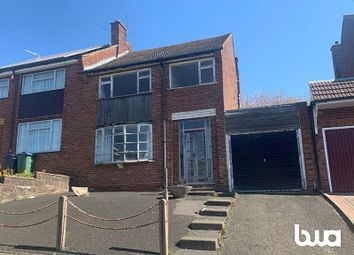 Thumbnail 3 bed semi-detached house for sale in 33 Hailstone Close, Rowley Regis