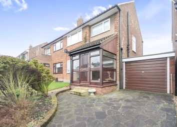 Thumbnail 3 bed semi-detached house for sale in Keene Way, Galleywood, Chelmsford