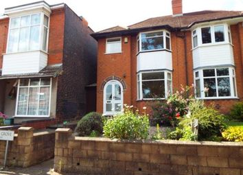 Thumbnail 3 bedroom semi-detached house for sale in Glenfield Grove, Birmingham, West Midlands