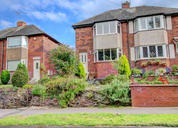 Thumbnail 2 bed semi-detached house for sale in Linley Lane, Sheffield