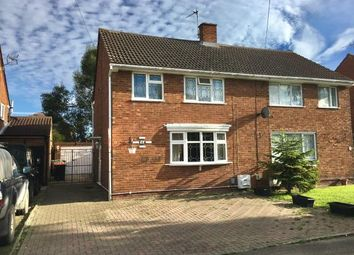 Thumbnail 3 bed semi-detached house for sale in Cromwell Road, Barton - Le - Clay, Bedford, Bedfordshire
