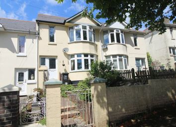 Thumbnail 3 bed terraced house for sale in Barton Hill Road, Torquay