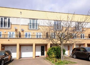 Thumbnail 4 bedroom town house to rent in Jamestown Way, London