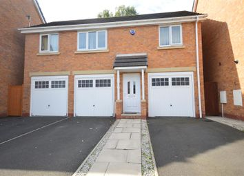 Thumbnail 2 bed flat for sale in Rosswood Road, Ellesmere Port