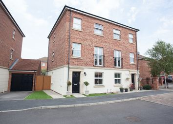 Thumbnail 4 bed semi-detached house for sale in Scotsman Drive, Scawthorpe, Doncaster