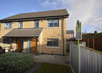 Thumbnail 2 bed semi-detached house for sale in Overton Green, Frodsham