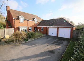 Thumbnail 4 bed detached house for sale in Monarch Close, Rugby
