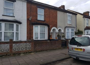 Thumbnail 3 bed terraced house for sale in Havelock Street, Bedford