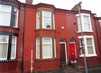 Thumbnail 3 bedroom terraced house for sale in Cameron Street, Liverpool, Merseyside, England