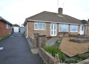 Thumbnail 2 bedroom semi-detached bungalow to rent in Rusper Road South, Worthing