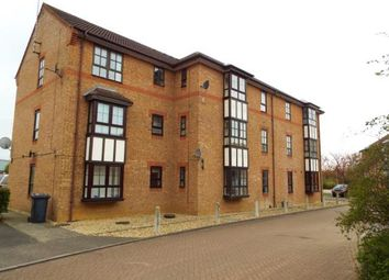 Thumbnail 1 bedroom flat for sale in Albany Walk, Woodston, Peterborough, Cambridgshire