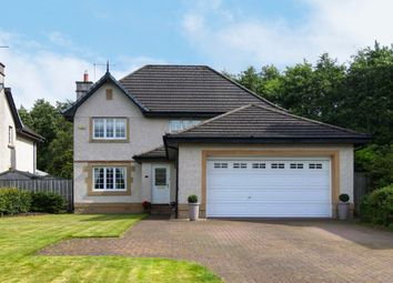 Thumbnail 4 bedroom detached house for sale in Barclay Place, Dunblane
