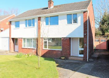 Thumbnail 3 bed semi-detached house for sale in Springfiled Avenue, Upper Killay, Swansea
