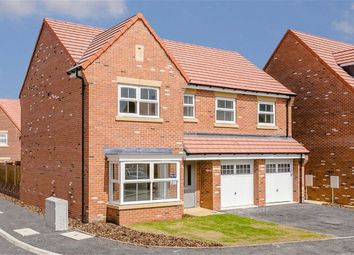Thumbnail 5 bed detached house for sale in Chene Hall Development, Killinghall, North Yorkshire
