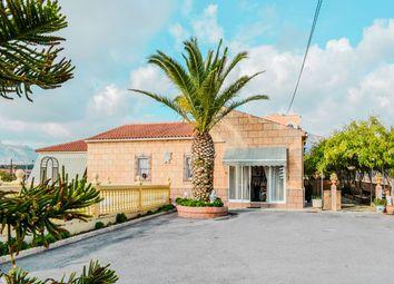 Thumbnail 5 bed villa for sale in La Romana, La, Alicante, Valencia, Spain