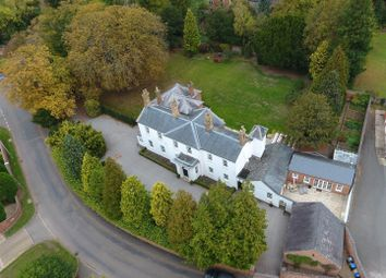 Thumbnail 5 bed country house for sale in Sibson, Leicestershire