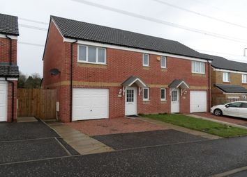 Thumbnail 3 bedroom semi-detached house to rent in Craigswood Way, Ballieston
