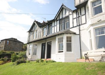 Thumbnail 3 bed terraced house for sale in 2 Academy Terrace, Rothesay, Isle Of Bute