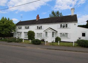 Thumbnail 4 bed country house for sale in Catthorpe Road, Shawell, Lutterworth