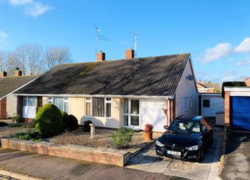 Thumbnail 2 bed semi-detached bungalow for sale in Outer Gullands, Parkfield, Taunton