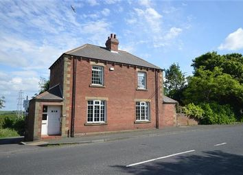 Thumbnail 4 bed detached house for sale in The Lodge, New Kyo, Stanley