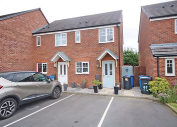 2 bed end terrace house for sale in Edale Close, Warrington WA1