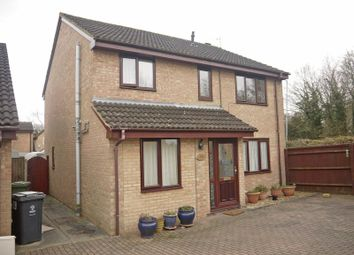 Thumbnail 4 bedroom detached house for sale in Lineacre Close, Grange Park, Swindon