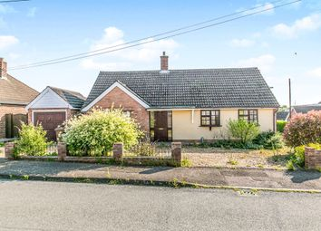 Thumbnail 2 bedroom detached bungalow for sale in Park Road, Sudbury