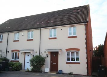 Thumbnail 3 bedroom end terrace house for sale in Dexter Walk, Bridgwater