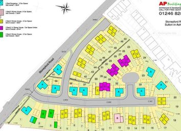 Thumbnail Land for sale in 57 Stoneyford Road, Sutton-In-Ashfield