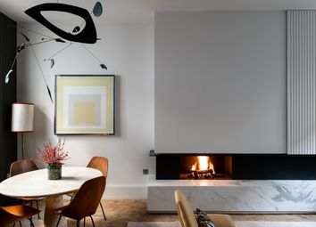 Thumbnail 3 bed mews house for sale in Bentinck Mews, London
