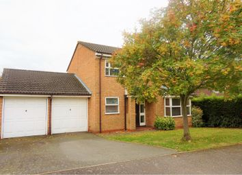 Thumbnail 4 bed detached house for sale in Clumber Drive, Edgemont Grange, Northampton