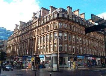 Thumbnail 2 bed flat to rent in Hope Street, Glasgow