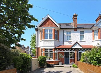 Thumbnail 4 bed end terrace house to rent in Pepys Road, Raynes Park