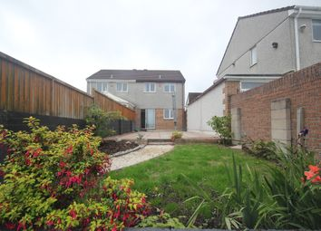 Thumbnail 3 bed semi-detached house to rent in Rougemont Close, Higher Compton, Plymouth
