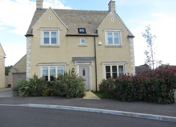 Thumbnail 4 bed detached house for sale in Jacobs Piece, Fairford