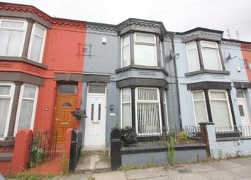 Thumbnail 3 bed property for sale in Rutland Street, Bootle