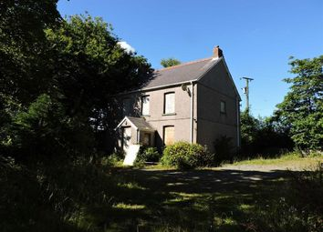 Thumbnail 2 bed detached house for sale in Black Lion Road, Cross Hands, Llanelli