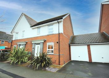 Thumbnail 3 bed semi-detached house for sale in Pipers View, Stoke-On-Trent, Staffordshire