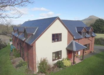 Thumbnail 4 bedroom detached house for sale in Plas Y Don, Trewern, Welshpool, Powys