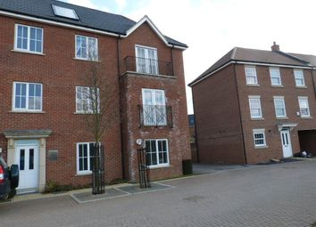 Thumbnail 1 bedroom flat to rent in Blacksmith Way, Woburn Sands
