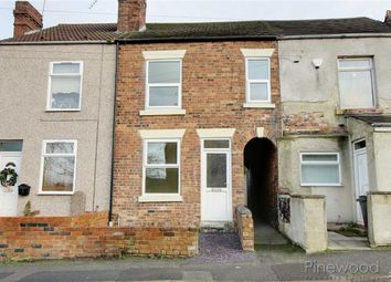 Thumbnail 3 bed terraced house to rent in Prospect Road, Pilsley, Chesterfield, Derbyshire