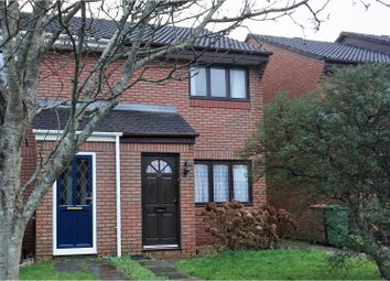 Thumbnail 2 bedroom semi-detached house for sale in Finch Close, Plymouth