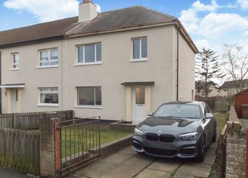 Thumbnail 3 bed end terrace house for sale in Methven Avenue, Kilmarnock