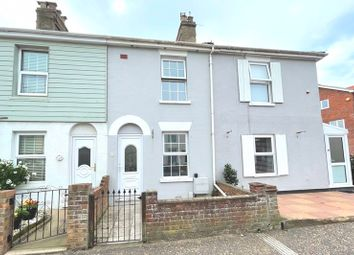 Thumbnail 3 bed terraced house for sale in Pier Road, Gorleston, Great Yarmouth
