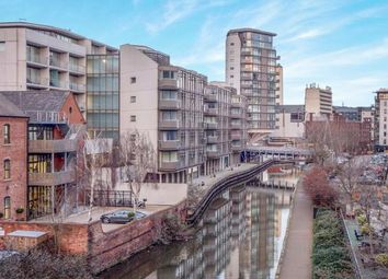 Thumbnail 1 bed flat for sale in Nottingham One Entrance C, Canal Street, Nottingham, Nottinghamshire