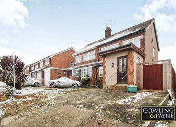 Thumbnail 3 bed semi-detached house for sale in Belmont Avenue, Wickford, Essex