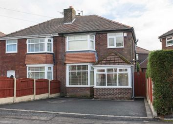 Thumbnail 3 bed semi-detached house for sale in Frogmore Avenue, Gee Cross