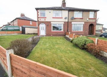 Thumbnail 3 bed semi-detached house for sale in Lupin Avenue, Farnworth, Bolton